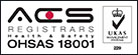 ISO Accredited 18001