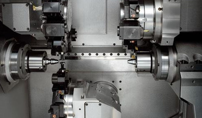Mill / Turn machining. A new capability for Matrix Precision.