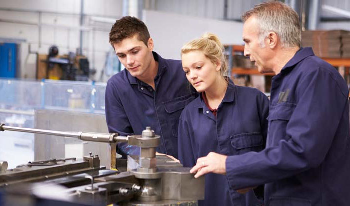 Apprenticeships… Now is the time for Matrix Precision to have our own